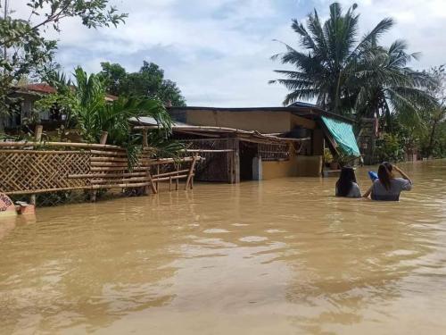 Mga Cabalen sa Pampanga, as of 5:30pm eto ang Water Level update ng Pampanga River Basin